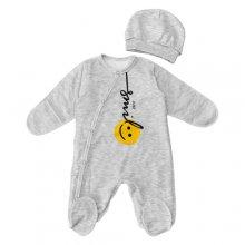 Чоловічок для малюків с зовнішніми швами Smile