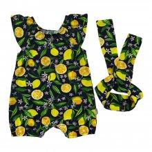 Набір дитячий пісочник і пов'язка Lemonad