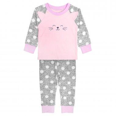 Детская пижама для девочек Happy Cat