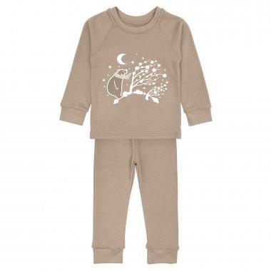 Детская пижама со светящимся принтом Ветер