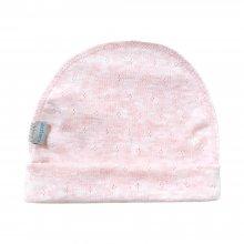 Шапочка рібана-трансферлі Zizoo рожевий меланж
